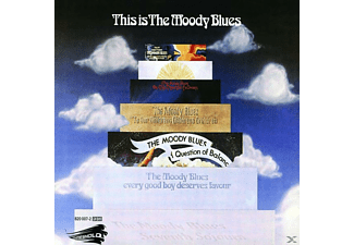 The Moody Blues - This Is The Moody Blues - (CD)