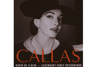Maria Callas - Callas-Birth Of A Diva [CD]