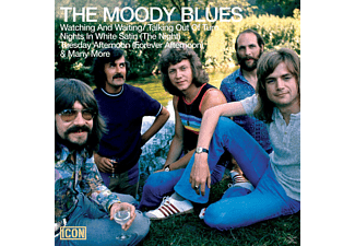 The Moody Blues - Icon - (CD)