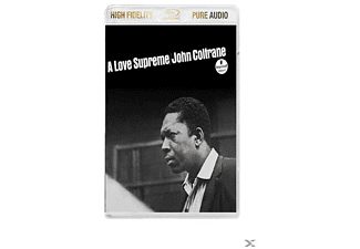 John Coltrane - A Love Supreme (Deluxe Edt.) [Blu-ray Audio]