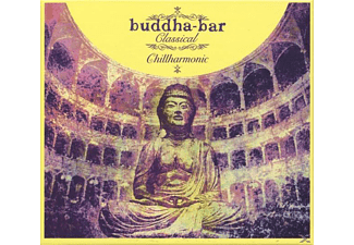 VARIOUS - Buddha Bar Classical-Chillarmonic - (CD)