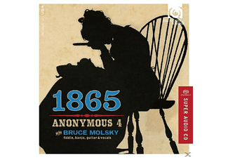 Bruce/anonymous 4 Molsky - 1865 - (CD)