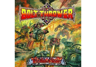 Bolt Thrower - Realm of Chaos - (CD)