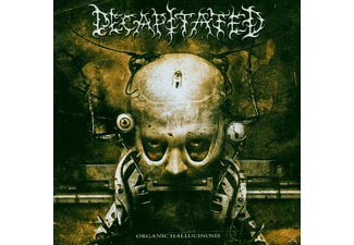Decapitated - Organic Hallucinosis - (CD)