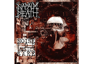 Napalm Death - Noise For Music's Sake [CD]