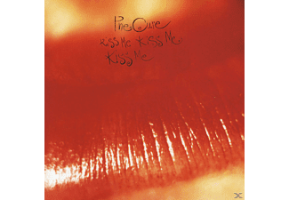The Cure - Kiss Me, Kiss Me, Kiss Me | CD