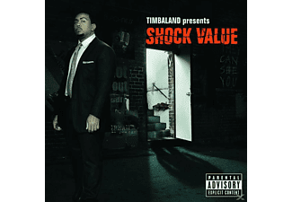 Timbaland Shock Value HipHop CD