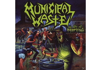 Municipal Waste - The Art Of Partying - (CD)