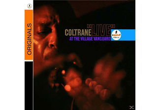 John Coltrane - Live At The Village Vanguard - (CD)