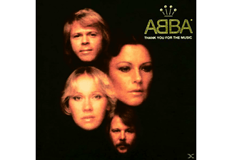 ABBA - Thank You For The Music (New Version) - (CD)