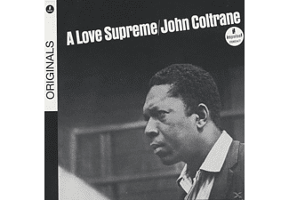 John Coltrane - A Love Supreme - (CD)