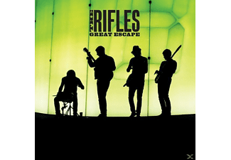The Rifles - Great Escape - (CD)