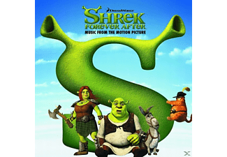 VARIOUS, OST/VARIOUS - Shrek Forever After (Shrek Iv) [CD]