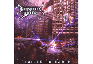 Bonded By Blood - Exiled To Earth (Ltd.Edition Incl.Patch) - (CD)