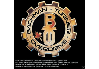 Bachman-Turner Overdrive - Icon [CD]