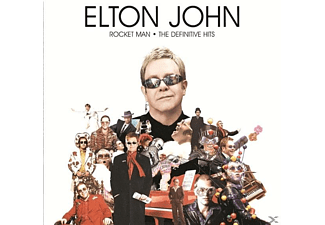Elton John - ROCKET MAN - THE DEFINITIVE HITS - (CD)