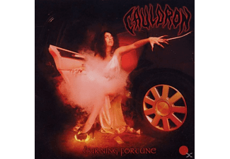 Cauldron - Burning Fortune (Ltd.Edition Incl.Fanzine) [CD]