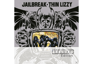 Thin Lizzy - Jailbreak (Deluxe Edition) - (CD)