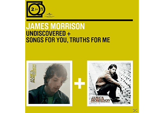 James Morrison - 2 For 1: Undiscovered/Songs For You, Truths For [CD]