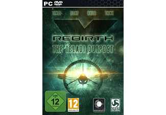 X Rebirth: The Teladi Outpost [PC]