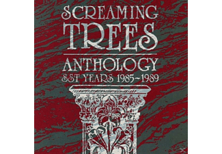 Screaming Trees - Anthology-Sst Years '85-'89 - (CD)