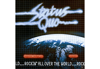 Status Quo - Rockin' All Over The World - (CD)