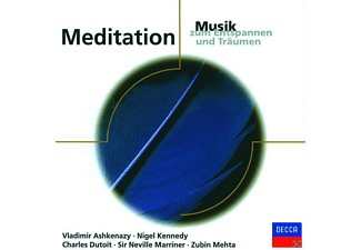 VARIOUS - Meditation [CD]