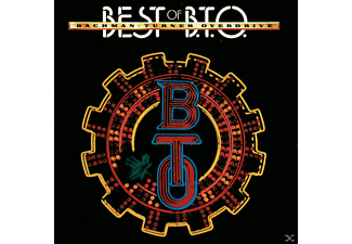 Turner Overdrive, Bachman-Turner Overdrive - Best Of B.T.O - (CD)