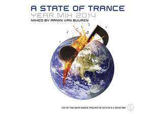 Armin Van Buuren - A State Of Trance Yearmix 2014 | CD