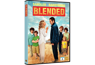 Blended Komedi DVD