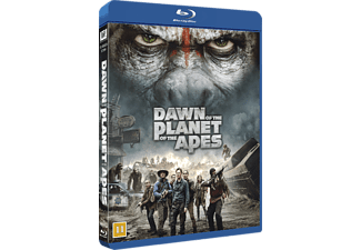 Dawn of the Planet of the Apes Action Blu-ray