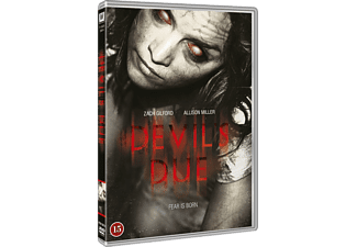 Devil's Due Skräck DVD