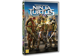 Teenage Mutant Ninja Turtles Action DVD