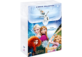 Disney's Winter Box Animation / Tecknat DVD
