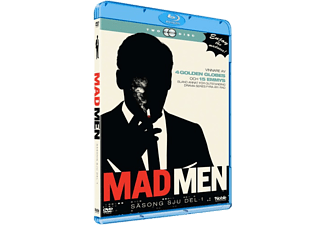 Mad Men S7 Del 1 Drama Blu-ray