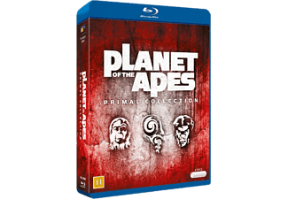 Planet of the Apes - Primal Collection Science Fiction Blu-ray