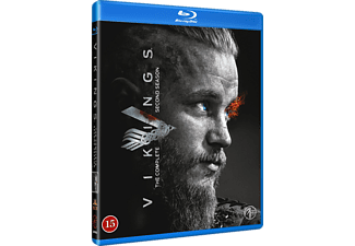 Vikings S2 Action Blu-ray