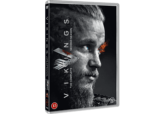 Vikings S2 Action DVD