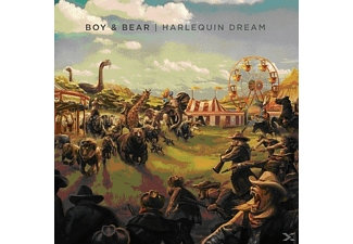 Boy & Bear - Harlequin Dream [Vinyl]