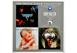 Van Halen - The Triple Album Collection - (CD)