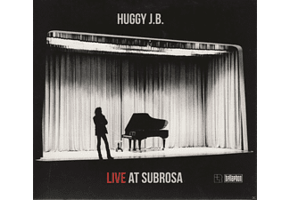 Huggy J.B. - Live At Subrosa - (CD)
