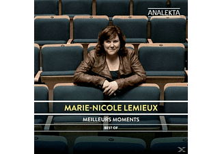 Marie Nicole Lemieux, Tafelmusik Baroque Orquester - Best Of Meilleurs Moments [CD]