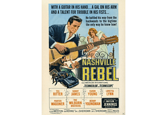 VARIOUS - NASHVILLE REBEL - (DVD)