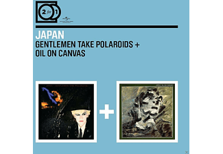 Japan - 2 For 1: Gentlemen Take Polaroids/Oil On Canvas [CD]