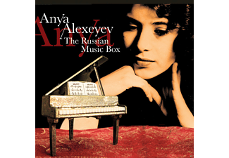 Anya Alexeyev - The Russian Music Box [CD]