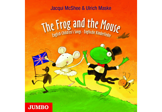 - The Frog And The Mouse.English Children's Songs [CD]