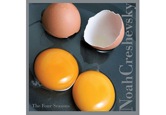 Noah Creshevsky - The Four Seasons [CD]