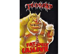 Tankard - FAT UGLY & STILL (A) LIVE - (DVD)