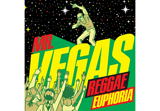 Mr. Vegas - Reggae Euphoria - (CD)