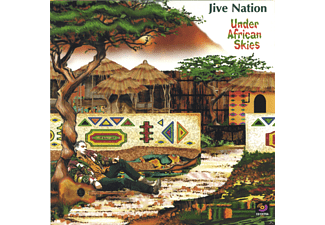 Jive Nation - Under African Skies [CD]